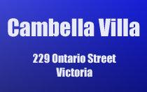 Cambella Villa 229 Ontario V8V 1N1