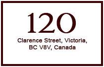 120 Clarence 120 Clarence V8V 2J2