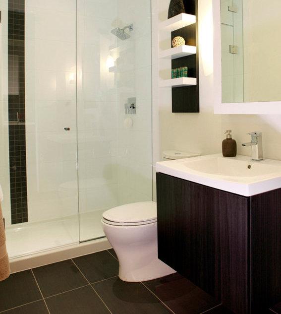 Opsal Developer's Display Bathroom!