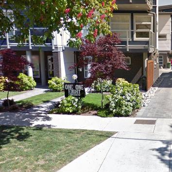 ONE ONE EIGHT - 118 Ladysmith Street, Victoria, BC - Building exterior!