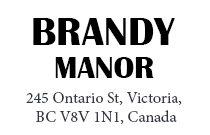 Brandy Manor 245 Ontario V8V 1N1