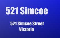 521 Simcoe 521 Simcoe V8V 1M1