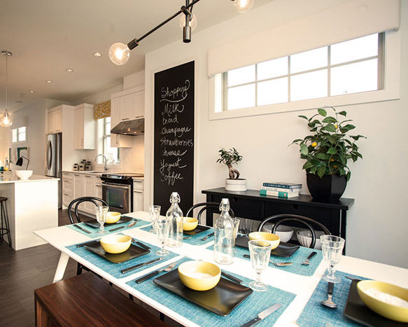 1708 King George BLVD, Surrey, BC V4A 4Z7, Canada Dining Area!