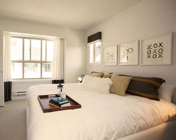 1708 King George BLVD, Surrey, BC V4A 4Z7, Canada Bedroom!