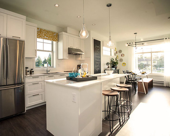 1708 King George BLVD, Surrey, BC V4A 4Z7, Canada Kitchen!