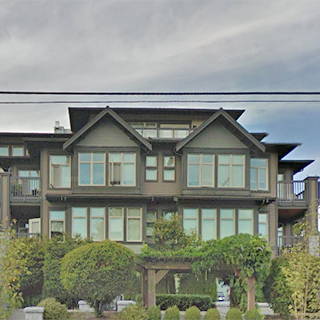 116 W 23rd North Vancouver BC Building Exterior!