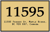 Brickwood Place 11595 FRASER V2X 0X7