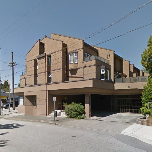 1169 8th New Westminster BC Building Exterior!