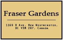Fraser Gardens 1169 8TH V3M 2R7