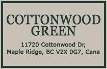 Cottonwood Green 11720 COTTONWOOD V2X 0G7