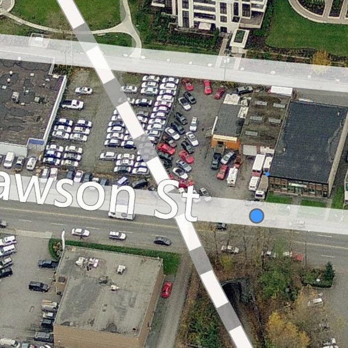 4349 Dawson Street, Burnaby, BC V5C 4B4, Canada Birds Eye!