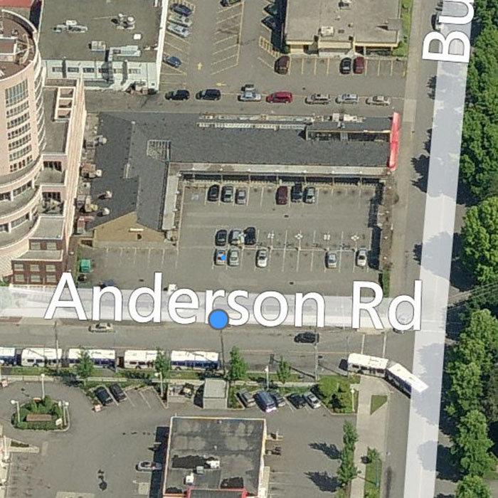 8151 Anderson Road, Richmond, BC V6Y 1S1, Canada Birds Eye!