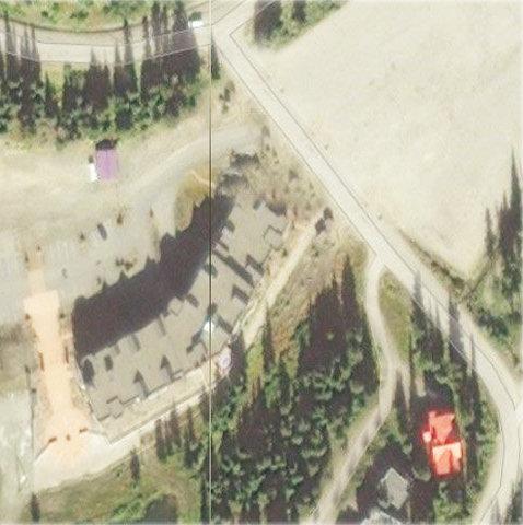 FireLight Lodge Verom BC, Birds eye View!