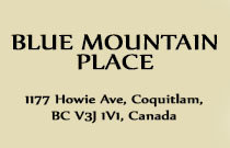 Blue Mountain Place 1177 HOWIE V3J 1T9