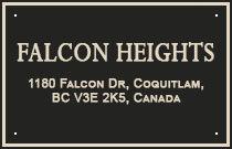 Falcon Heights 1180 FALCON V3E 2K7