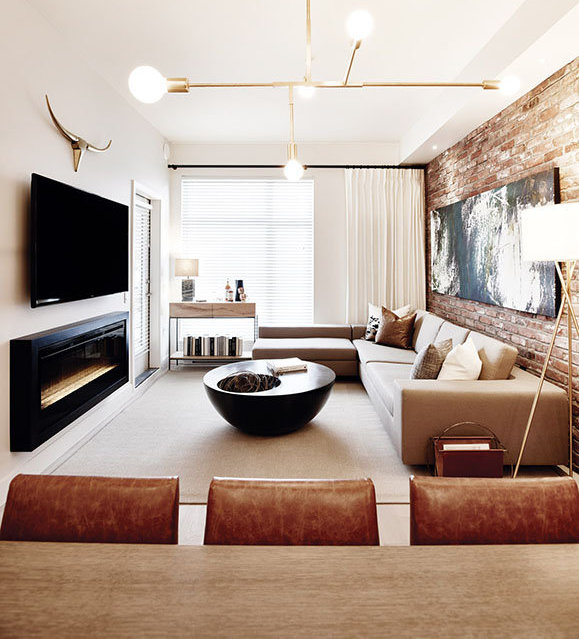 260 Salter Street, New Westminster, BC V3M 0J4, Canada Living Area!