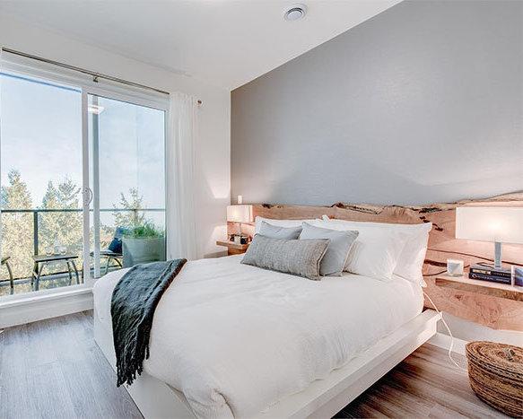 1335 Draycott Road, North Vancouver, BC V7J 1W1, Canada Bedroom!