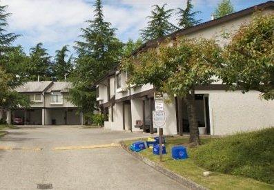 1184 Inlet Coquitlam BC Building Exterior!