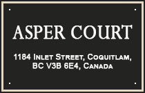 Asper Court 1184 INLET V3B 6E4