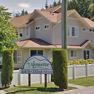 11870 232 Maple Ridge BC Building Exterior!