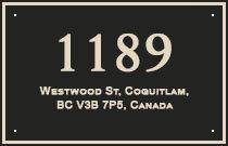Lakeside Terrace 1189 WESTWOOD V3B 7P5
