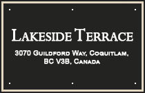 Lakeside Terrace 3070 GUILDFORD V3B 7R8