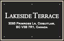 Lakeside Terrace 3085 PRIMROSE V3B 7S3