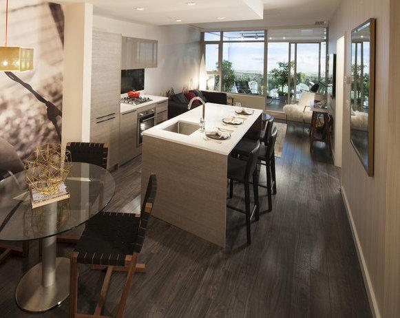 Breakfast Area And Kitchen!