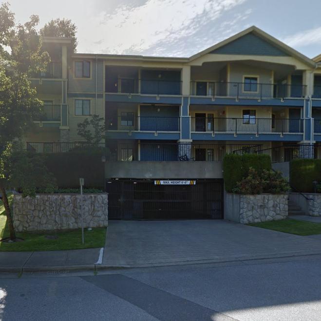 1200 Brunette Coquitlam BC Building Exterior!