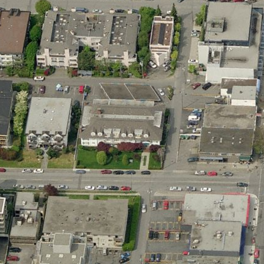 120 West 17th North Vancouver BC Birds Eye View!