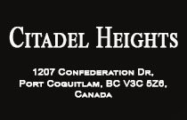 Citadel Heights 1207 CONFEDERATION V3C 6B8