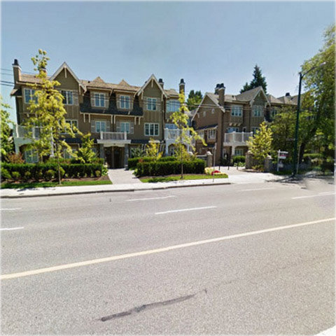 1463 Tilney Mews, Vancouver, BC V6M 2C9, Canada Streetview!