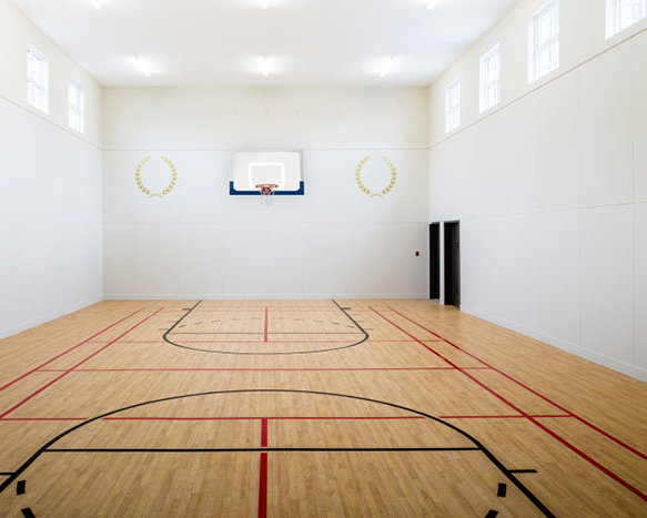 3323 151 Street, Surrey, BC V4P 1G9, Canada Clubhouse Basketball Court!