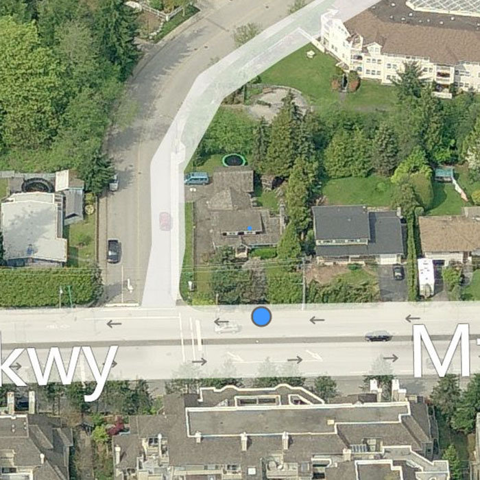 3508 Mount Seymour Parkway, North Vancouver, BC V7H 1G5, Canada Location Birds Eye View!