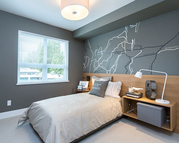 3508 Mount Seymour Parkway, North Vancouver, BC V7H 1G5, Canada Bedroom!