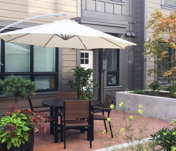 3508 Mount Seymour Parkway, North Vancouver, BC V7H 1G5, Canada Patio!
