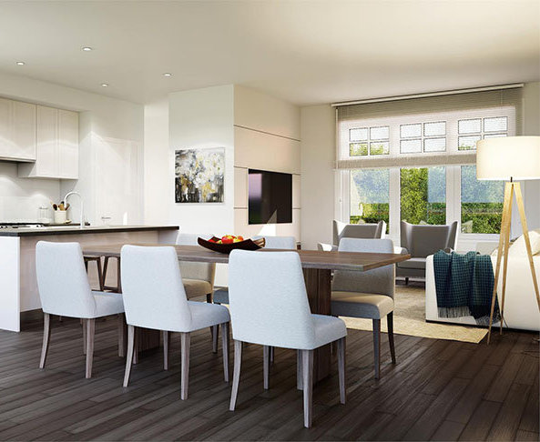 5108 Claude Ave, Burnaby, BC V5E 2M3, Canada Dining Area!