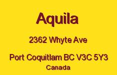 Aquila 2362 WHYTE V3C 5Y3