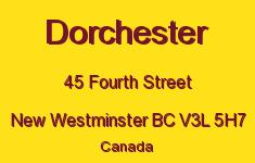 Dorchester 45 FOURTH V3L 5H7