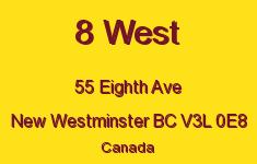 8 West 55 EIGHTH V3L 0E8