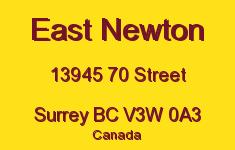 East Newton 13945 70 V3W 0A3