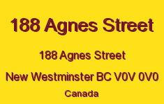 188 Agnes Street 188 AGNES V0V 0V0