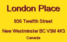 London Place 836 TWELFTH V3M 4K3