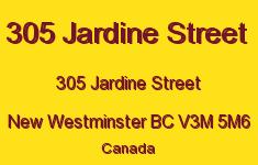305 Jardine Street 305 JARDINE V3M 5M6