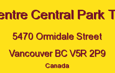 Wall Centre Central Park Tower 3 5470 ORMIDALE V5R 2P9