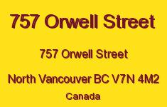 757 Orwell Street 757 ORWELL V7N 4M2