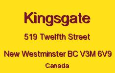 Kingsgate 519 TWELFTH V3M 6V9