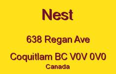 Nest 638 REGAN V0V 0V0