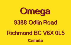 Omega 9388 ODLIN V6X 0L5
