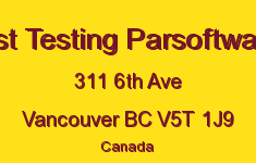 East Testing Parsoftwares 0